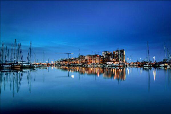Fotokunst fra Aarhus Ø