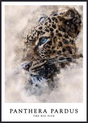 Leopard, The Big Five
