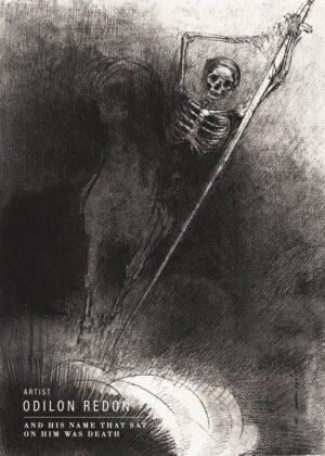 Odilon Redon plakat kunst
