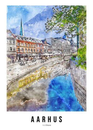 Aarhus Åboulevarden