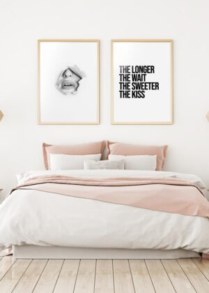 Inspiration til lyse plakater